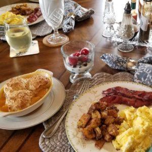 Breakfast Food   Cherry Tree Inn   The Groundhog Day House   IL