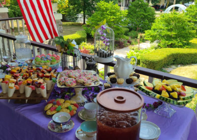 Events Food | Cherry Tree Inn | The Groundhog Day House | IL