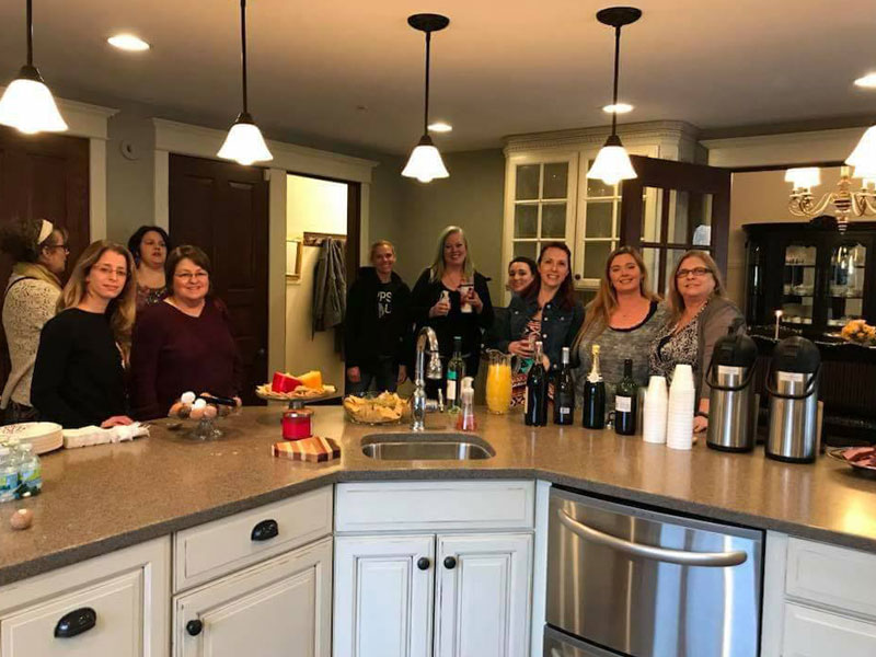 Events Party | Cherry Tree Inn Bed and Breakfast | Woodstock, IL