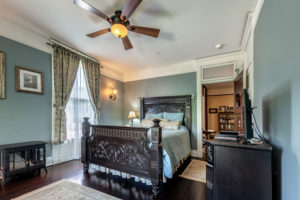 The Magnolia Suite Bedroom   Cherry Tree Inn   The Groundhog Day House   IL