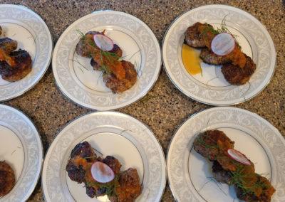 Dining Food | Cherry Tree Inn B&B, Woodstock, IL