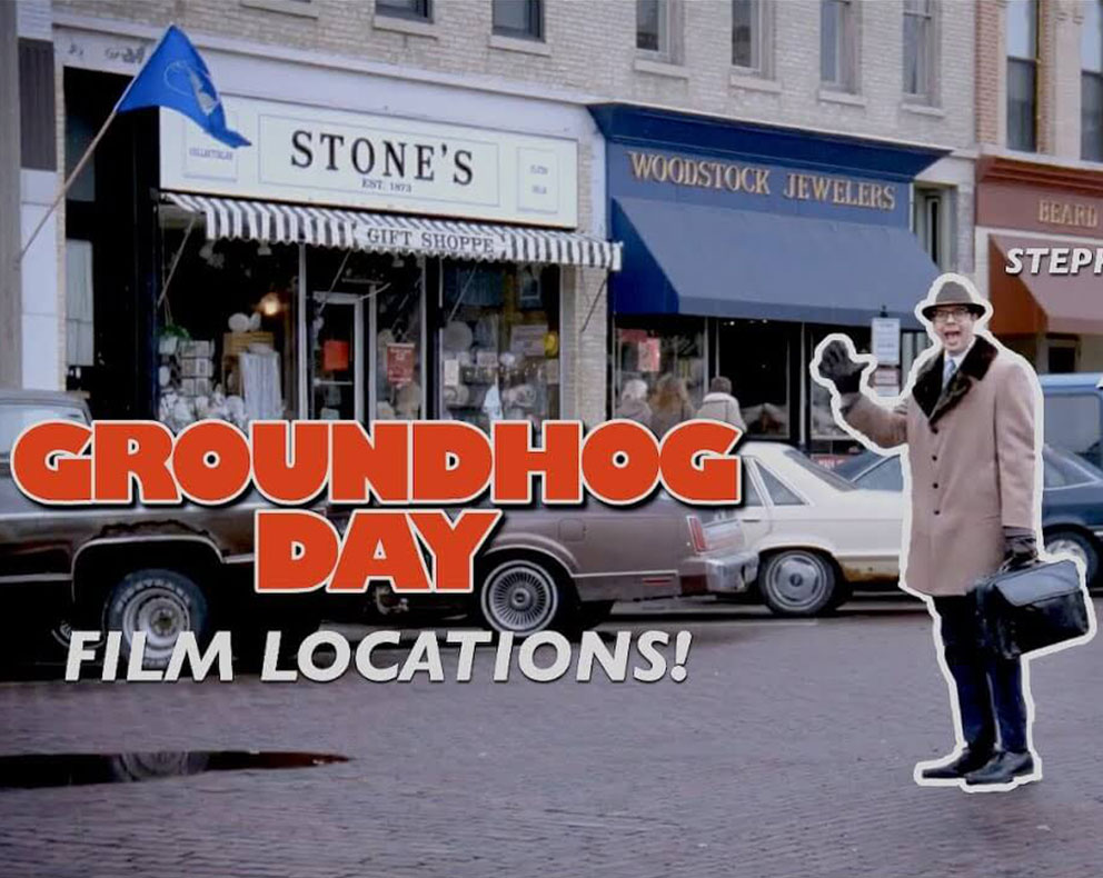 Beyond The Backlot | Cherry Tree Inn | The Groundhog Day House | IL