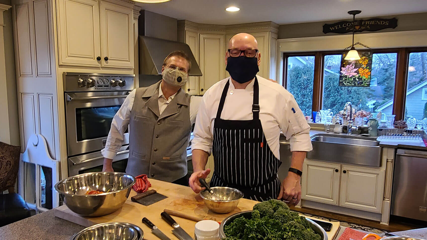 Chef Mario | Cherry Tree Inn | The Groundhog Day House | IL