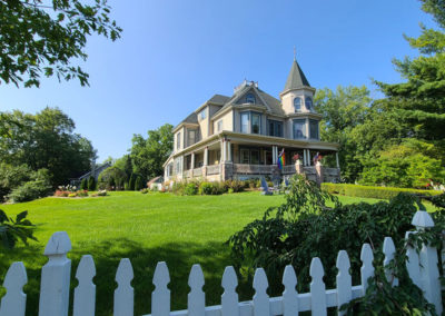 Cherry Tree Inn Front | Cherry Tree Inn | The Groundhog Day House | IL