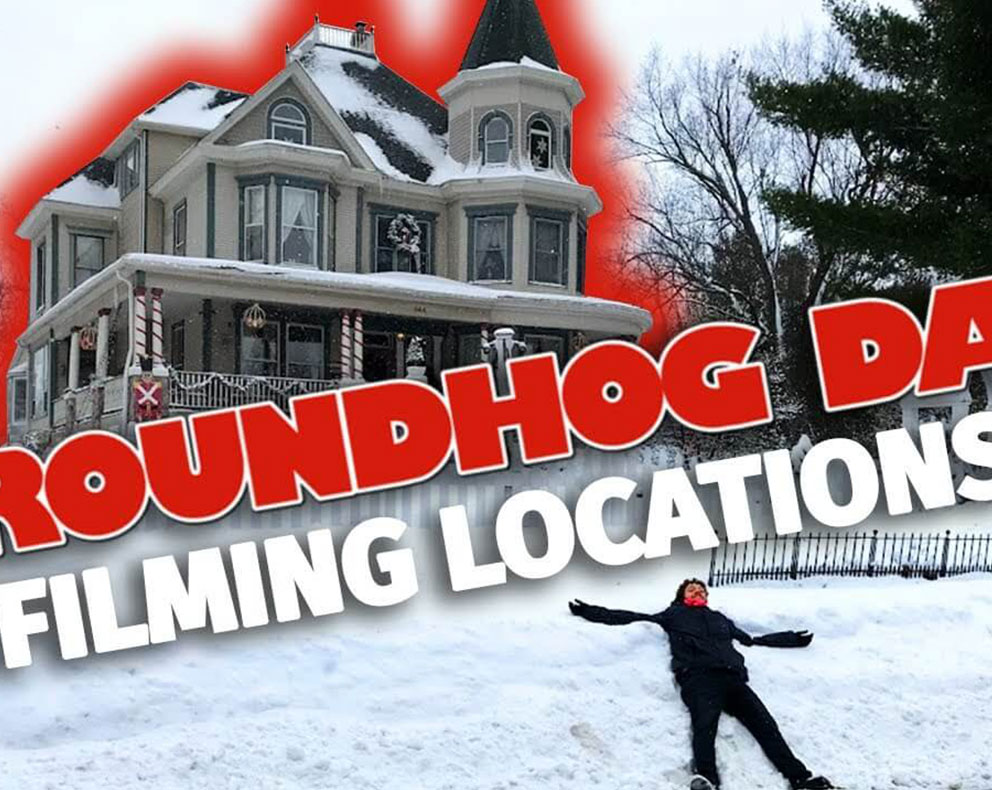 Going To The Movies | Cherry Tree Inn | The Groundhog Day House | IL