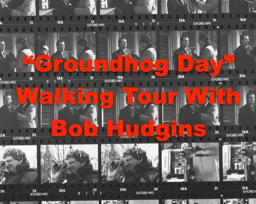 Groundhog Day Walking Tour | Cherry Tree Inn B&B, Woodstock, IL
