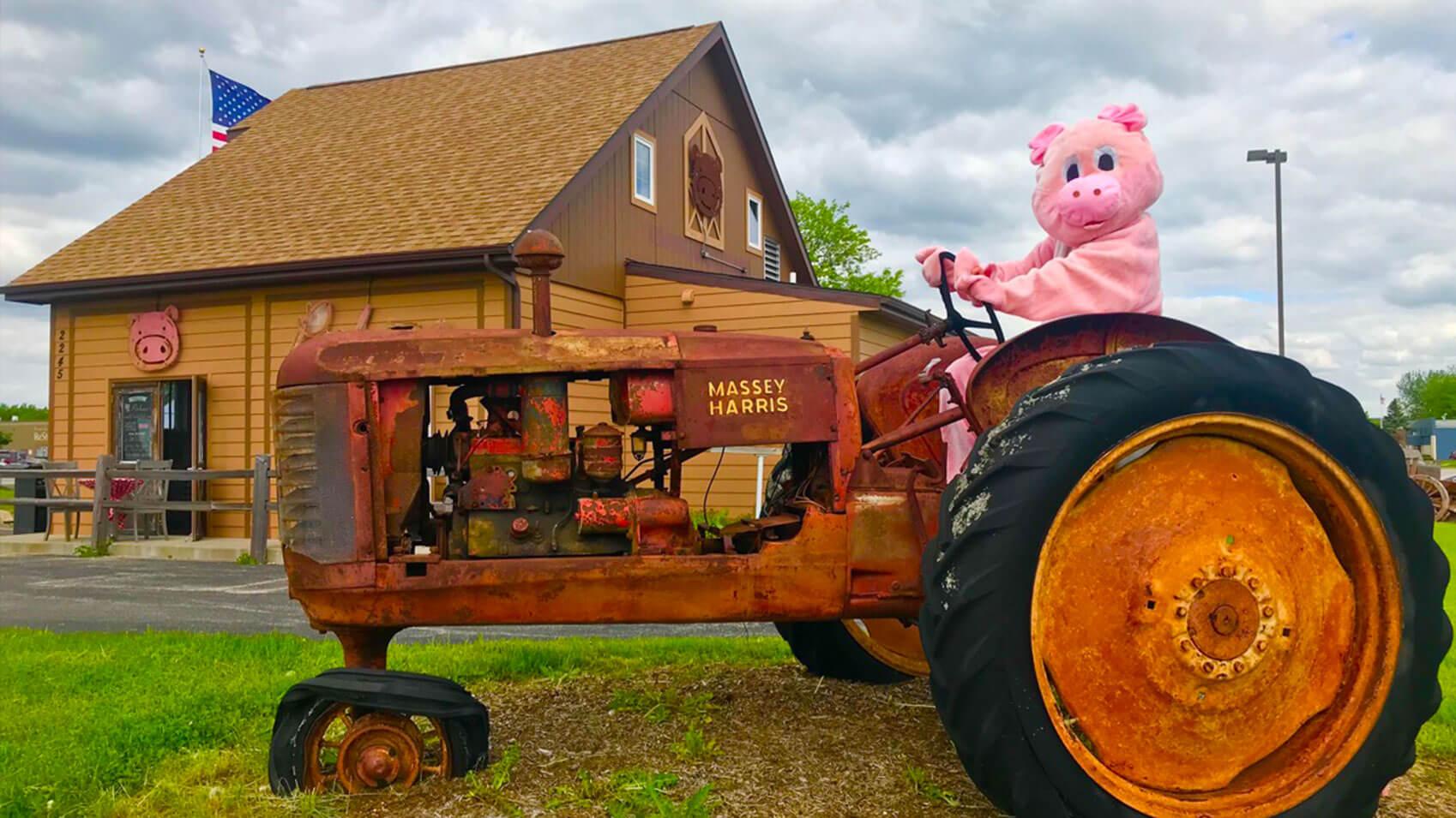 Porkies Pig Roasts and Catering | Cherry Tree Inn B&B, Woodstock, IL